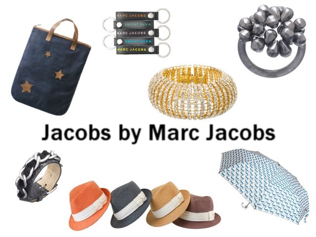 Ny linje fra Marc Jacobs 2003648d0a69
