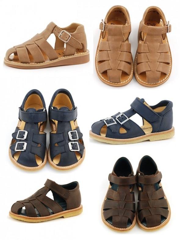 sandaler børn dreng