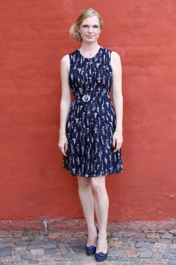 kjole til barnedåb