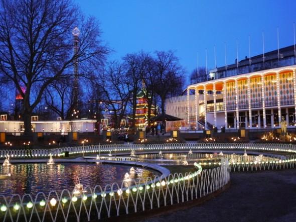 Lysfest i Tivoli 2013 - med helt nyt Tycho Brahe tema - It's Fashion, Baby!