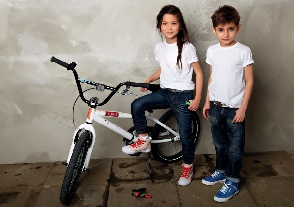 cykler til børn 12 år