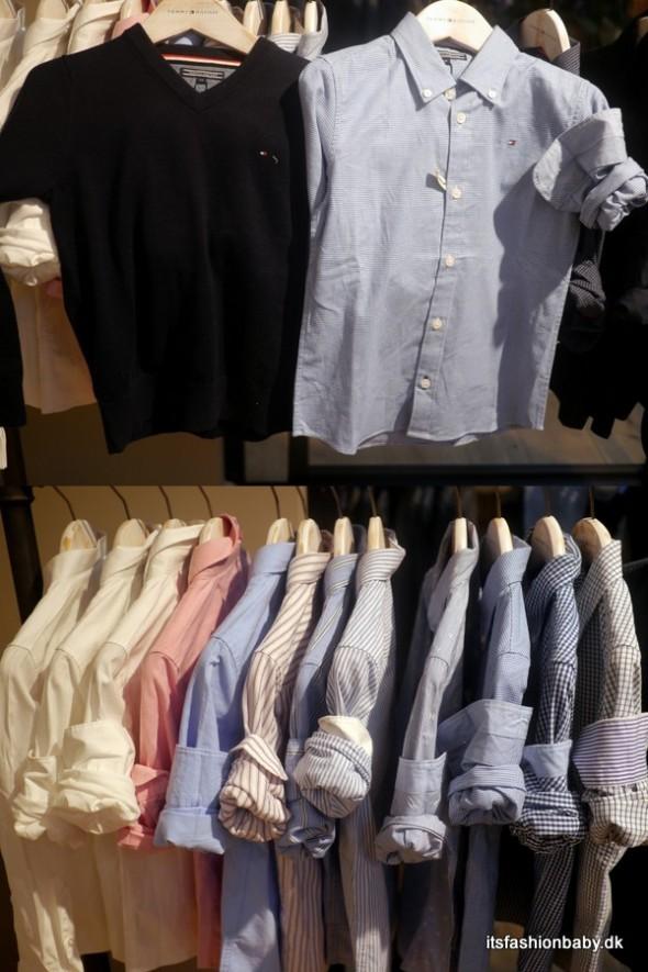 Helt klassisk Tommy Hilfiger tøj.