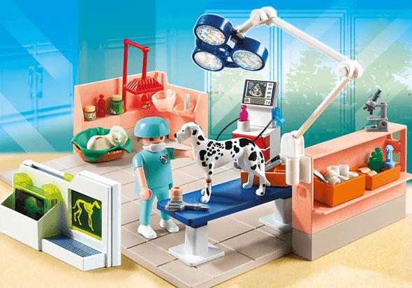 Ny fantastisk dyreklinik fra Playmobil - It's Fashion, Baby!