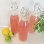 Opskrift på lækker læskende lyserød lemonade