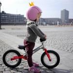 Verdens bedste cykelhjelm til børn fra EGG helmets