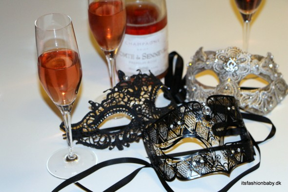 Flotte masker online til temafest med maskebal eller maskerade
