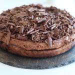 God og nem opskrift på Gateau Marcel - den syndige chokoladekage