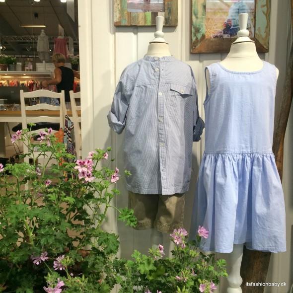 Forårstøj og sommertøj til børn fra Wheat SS15