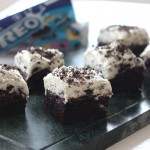 God opskrift på tripple Oreo brownie