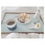 Breakfast in bed Nr man har taget nattevagten med enhellip