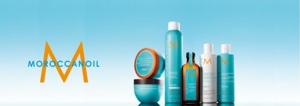 Test og anmeldelse af Moroccanoil olie, shampoo, balsam, hårkur og hårlak