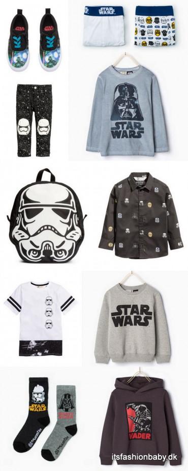 Star Wars børnetøj