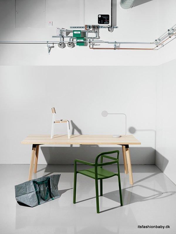 info om ikea x hay designsamarbejde om kollektionen ypperlig. Black Bedroom Furniture Sets. Home Design Ideas