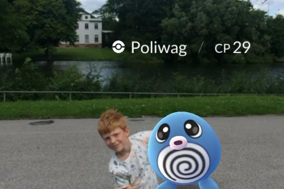 Hvad er spillet Pokemon GO