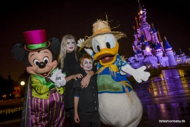 Dagbog dag 2 i Disneyland - Happy Halloween