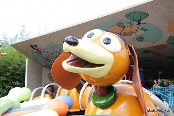 Slinky Dog Disneyland Paris