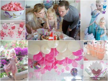 Idéer til temafest til piger som fx prinsessefødselsdag eller frost tema