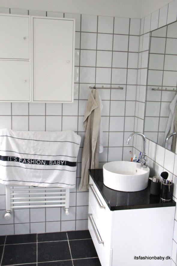Opfriskning af vores badeværelse - samt store drømme - Its Fashion ...