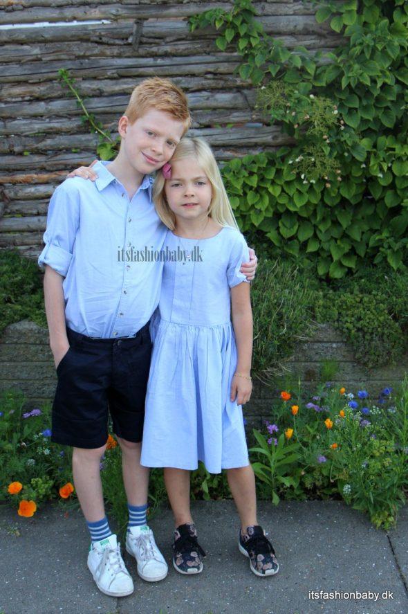 Fine outfits fra første skoledag