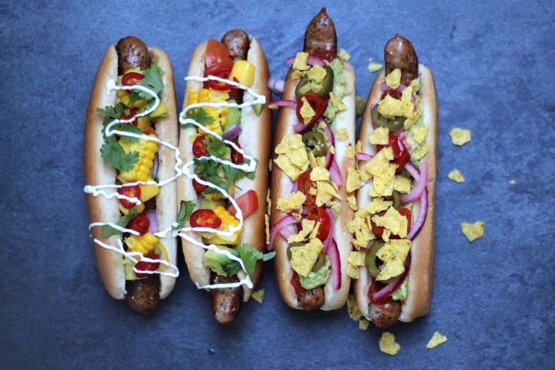 Recipe for mexican hotdogs