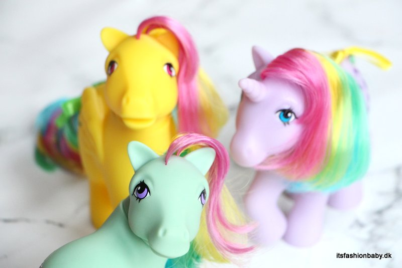 My Little Pony Retro 35 års jubilæum