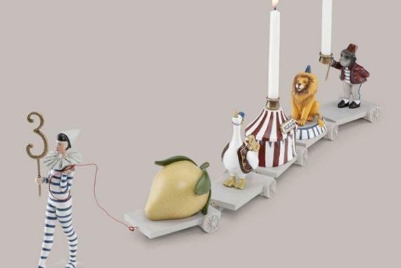Konges Sløjd Fødselsdagstog Circus