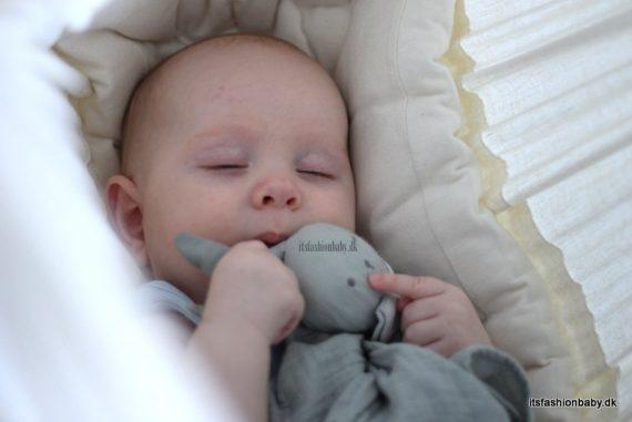 En god nusseklud til baby