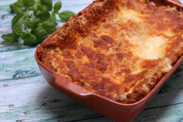 Opskrift god lasagne