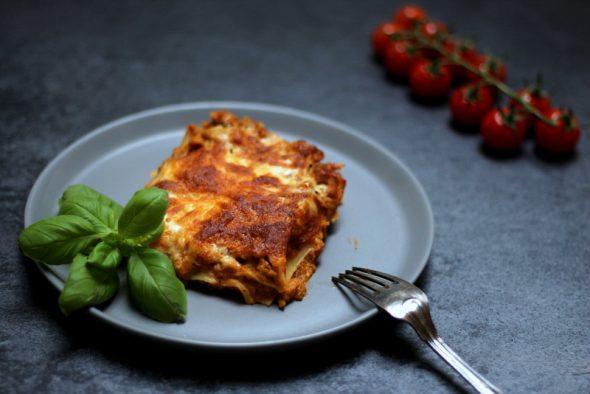 opskrift på lasagne