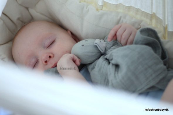 Anbefaling af en god putteklud til baby