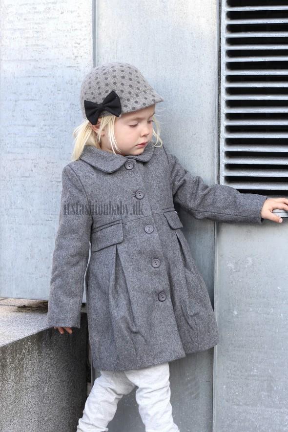 Smuk uldfrakke Anne fra Wheat efterår og vinter 2014 AW14