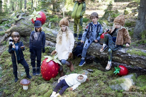 H&M hennes and mauritz all for children oktober 2014 unicef