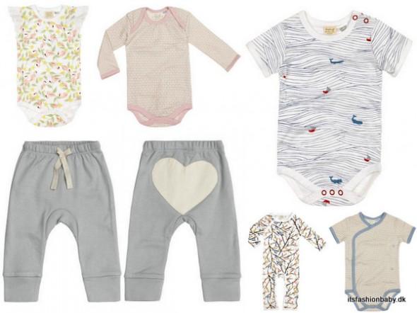 Økologisk babytøj fra australske sapling child