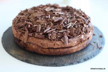 God og nem opskrift på Gateau Marcel chokoladekage kendt fra den store bagedyst