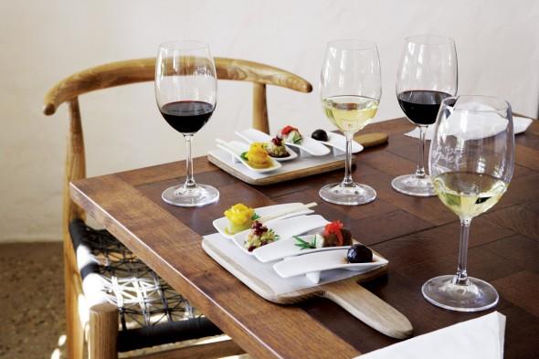 5 Wine tasting - corner tasting 2