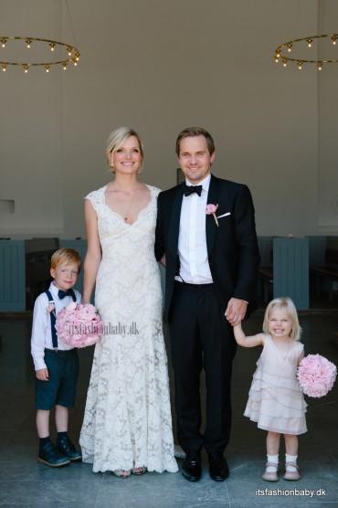 Monique Lhuillier Scarlet wedding dress gown