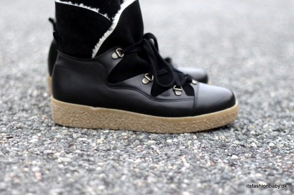 Ganni Masha Texas vinterstøvler støvler og boots