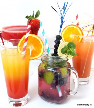 alkoholfri cocktails til børn