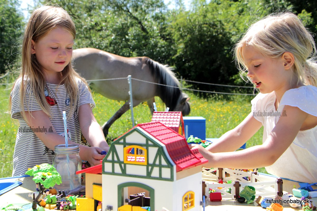 Playmobil Rideskole - anmeldelse og test