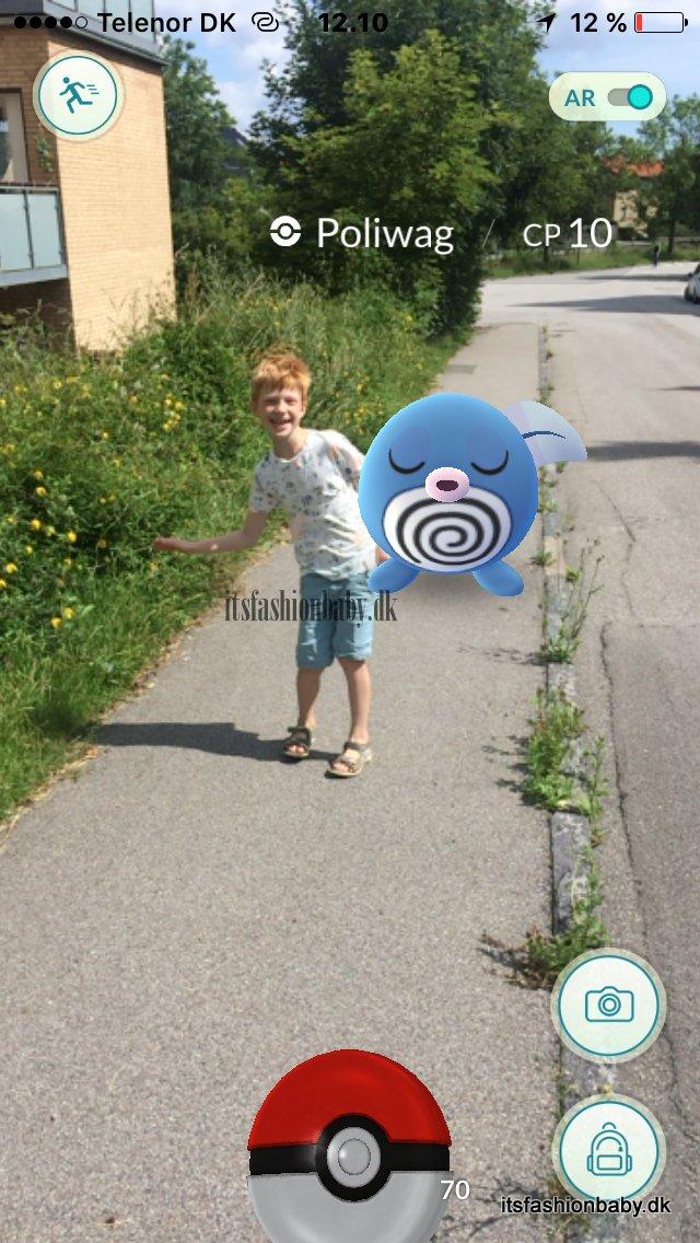Hvordan får man Pokemon GO i Danmark