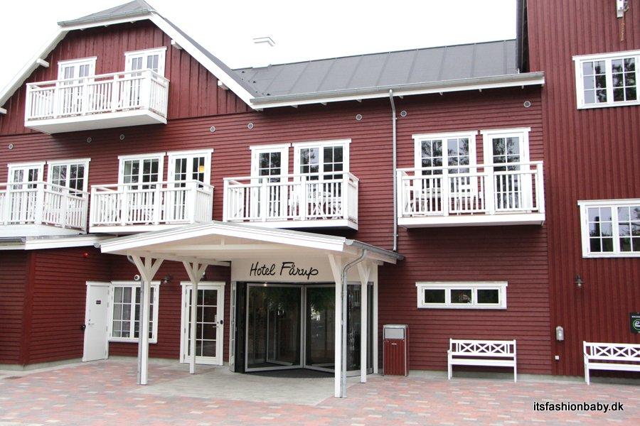 Anmeldelse af hotel Fårup sommerland