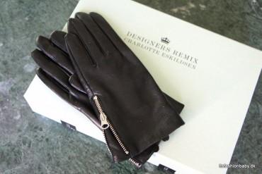 Designers Remix Læderhandsker