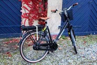 Test af Brinckers elcykel