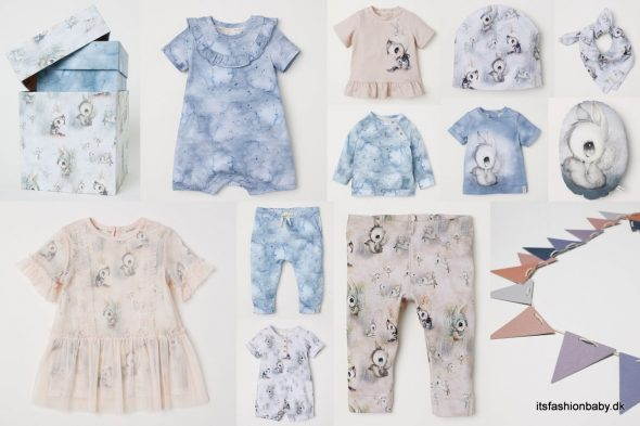 Mrs Mighetto X H&M Baby exclusive collektion