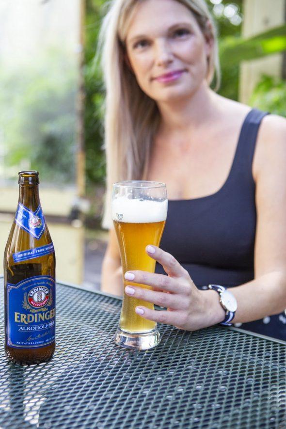 test af alkoholfri øl