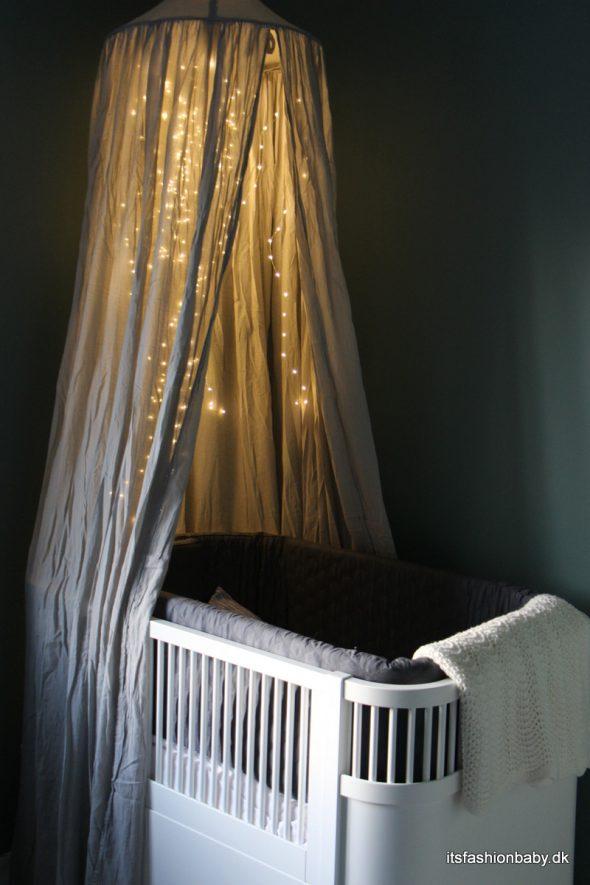 lyskæde sengehimmel