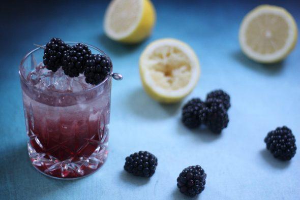 opskrift på bramble cocktail