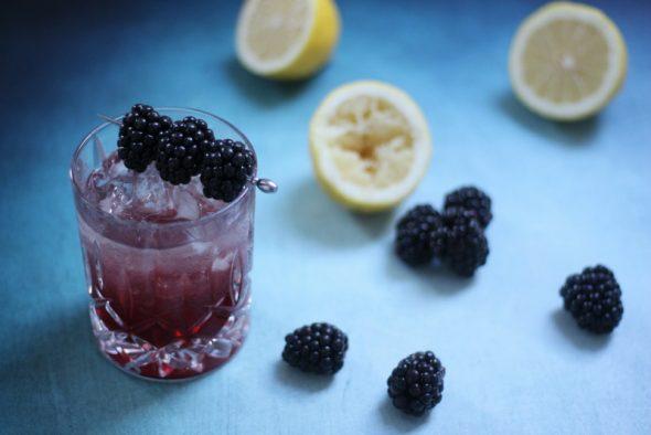 opskrift på god cocktail med gin