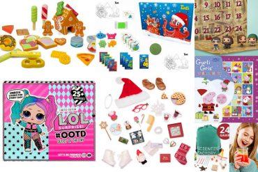 julekalendere til børn